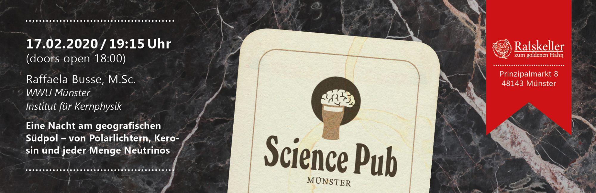 Science-Pub-Münster